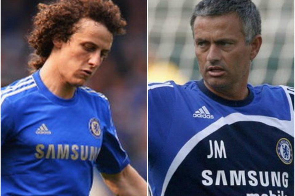 David Luiz ngamuk : Persetan dengan Mourinho !