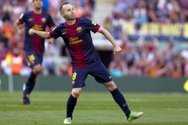 Andrés Iniesta se retirará en el Barça