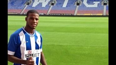 Juan Carlos García ya estaba a disposición del Wigan