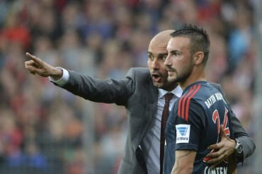 El Bayern de Guardiola pierde sus primeros puntos
