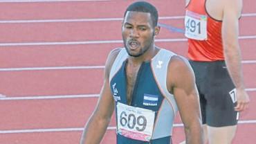 Rolando Palacios terminó sexto en el Mundial de Atletismo