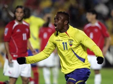 El número 11 de Christian Benítez será retirado de la Selección Ecuatoriana