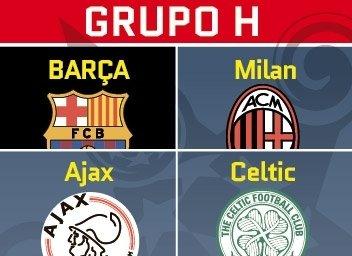 Los rivales de Emilio Izaguirre en la Liguilla de la Champions