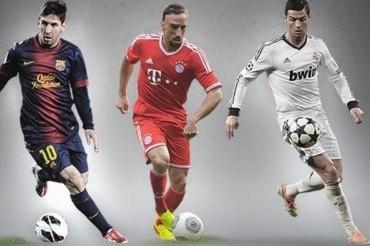 Ribéry se ve superior a Messi y Cristiano y cree que merece el 'MVP' de la UEFA