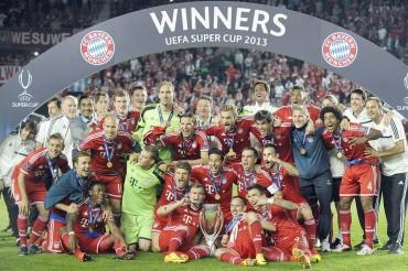 Los penaltis dan la Supercopa al Bayern de Pep Guardiola