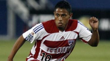 Ramón Núñez no deslumbró en la derrota del Dallas FC