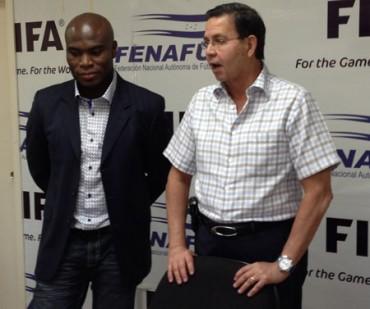 Samuel Caballero explicó cómo funcionará la asociación de futbolistas