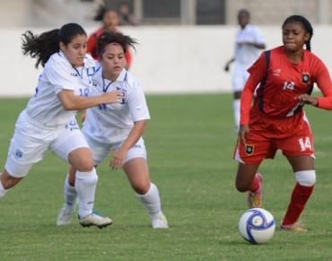 Selección Nacional Femenina Sub-20 se impone 2-1 a Belice