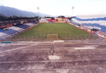 Los estadios de Honduras en mal estado