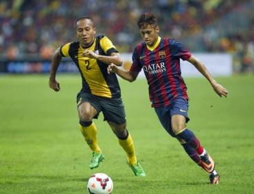 El Barça cerró la gira asiática con un triunfo