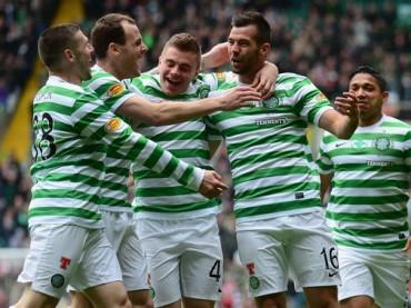 El Celtic de Emilio Izaguirre rescató con su equipo un punto importante ante Inverness