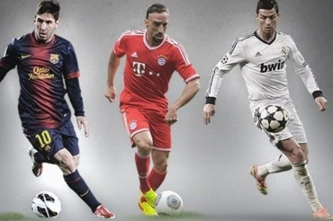 Messi asistirá junto a Cristiano y Ribéry  este jueves por el Trofeo UEFA