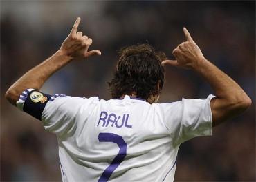 Cristiano cederá el 7 a Raúl para su homenaje