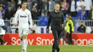 """Cristiano: """"¿Mourinho? No hablo de esa persona, no vale la pena"""""""