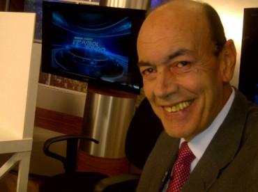 Julio César Núñez lucha por su vida producto a una neumonía severa