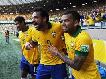 Alves también será baja con Brasil ante Australia y Portugal