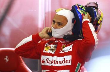 Felipe Massa anuncia su adiós a Ferrari para 2014