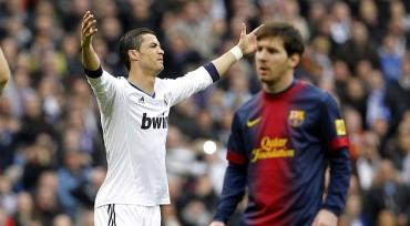 Messi-CR7 el pique de nunca acabar