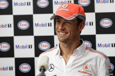 """Button: """"Alonso y Raikkonen colisionarán como compañeros"""""""