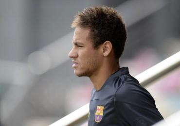 """Neymar: """"Víctor Valdés es uno de los mejores metas que vi"""""""