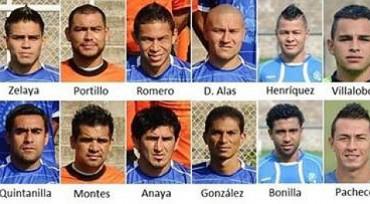 El Salvador suspende de por vida a 14 jugadores