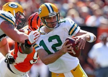 Los Packers anotan 30 puntos seguidos y pierden el partido