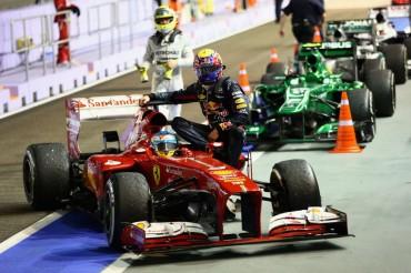 La FIA será más dura para acabar con los 'pilotos taxista'