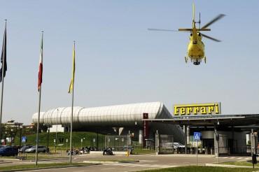 Ferrari volverá a trabajar en su túnel del viento desde octubre