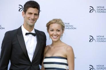 Djokovic y su novia se comprometen en Monte Carlo