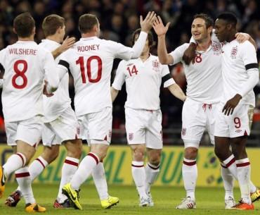 Inglaterra se juega la primera plaza en Ucrania