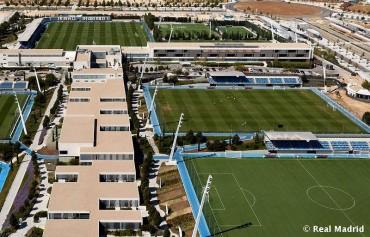 8 Años de la Ciudad Deportiva del Real Madrid