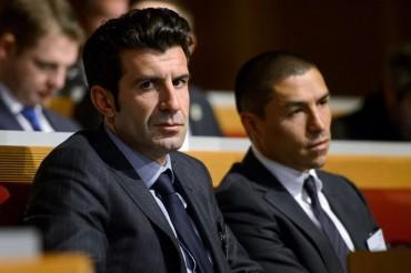 El PSG quiere a Figo como director deportivo