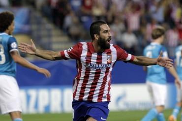 El Atlético de Madrid regresa con una gran victoria