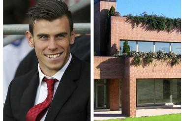 Bale residirá en el chalet de Kaká en La Finca