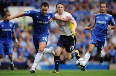 Tottenham y Chelsea empataron a uno en White Hard Line