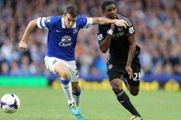 Primera derrota del Chelsea ante el Everton