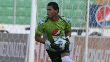 Marlon Licona se ha ganado el puesto titular en Motagua