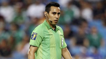 El gringo Jair Marrufo pitará el Honduras vs Costa Rica