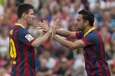 """Messi: """"La recuperación será buena y muy rápida"""""""