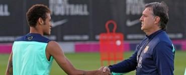Los 11 internacionales del FC Barcelona se han reincorporado