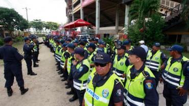 Las autoridades de la federación se reunieron con la policía