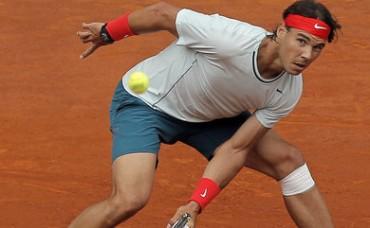Rafa Nadal, a semifinales tras pasar por encima de Robredo
