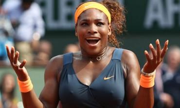 """Serena Williams: """"Ninguna deportista tiene unas tetas como las mías"""""""