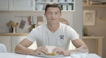 Cristiano Ronaldo – Pan Blanco Bimbo