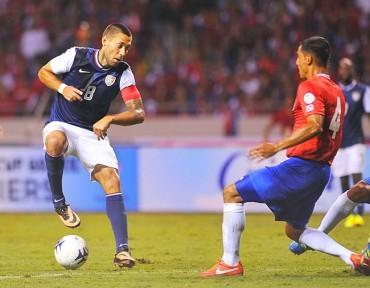 Costa Rica se vengó de Estados Unidos