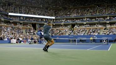 Rafa Nadal vence a Gasquet para jugarse el Open USA con Novak Djokovic