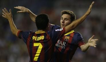 El Barcelona le da una cátedra de fútbol al Rayo Vallecano