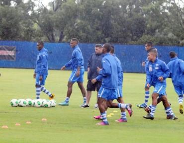 Ni la lluvia para a la Selección en Miami