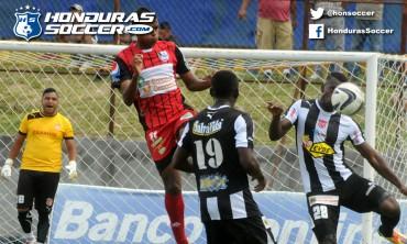 El Vida salió vivo de Copan a empatar 1-1 contra Deporte Savio