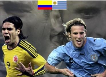Uruguay-Colombia, con diferentes urgencias